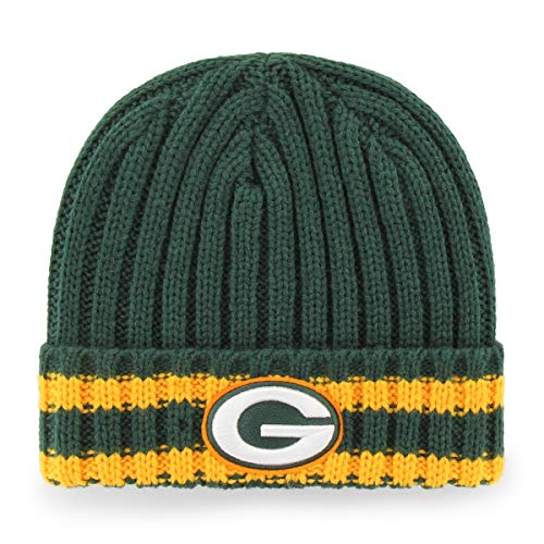 NFL Green Bay Packers Bure OTS Cuff Knit Cap, Dark for sale  Delivered anywhere in USA