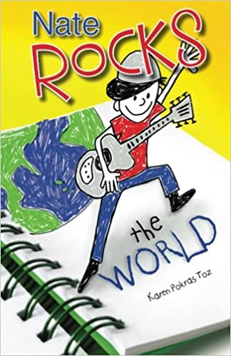 Reading Homework Nate Rocks the World (Volume 1)