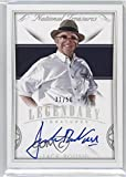 Jack Roush #/50 (Trading Card) 2016 Panini National Treasures - Legendary Signatures - Silver #LS-JR
