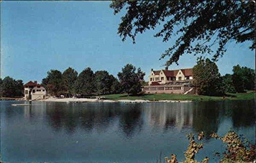 Atlanta Country Club (East Lake Country Club Atlanta, Georgia Original Vintage Postcard)