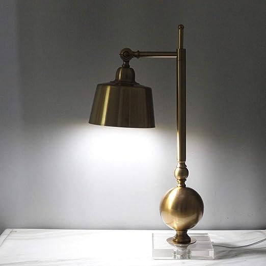 XXYHYQHJD Lámparas de Mesa Estudio lámpara de Lectura, lámpara de ...
