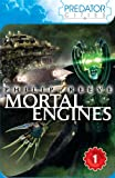 Mortal Engines by Philip Reeve front cover