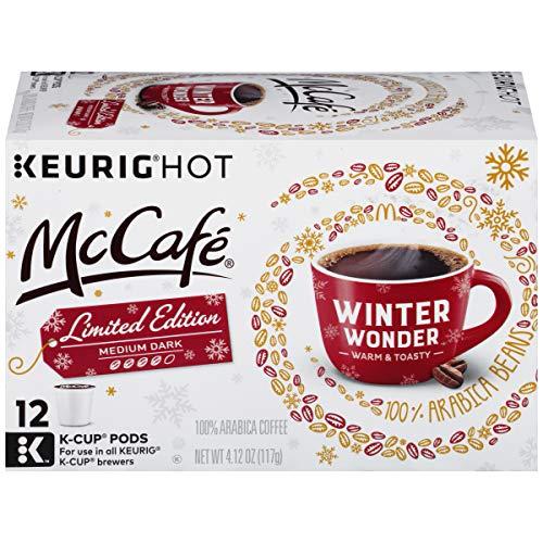 (McCafe Winter Wonderland Keurig K Cup Coffee Pods (12 Count))