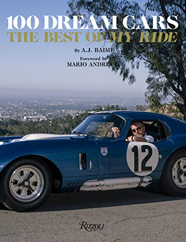 """This collection of stories profiling one hundred beautiful vehicles (and their owners) is the ultimate gift book for car lovers.New York Times best-selling author and popular Wall Street Journal """"My Ride"""" columnist A.J. Baime selects the one hundred ..."""