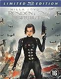 Resident Evil : Retribution [ 2012 ] Limited Edition Steelbook [ Blu-Ray ]