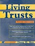 Living Trusts, Doug H. Moy, 047126380X