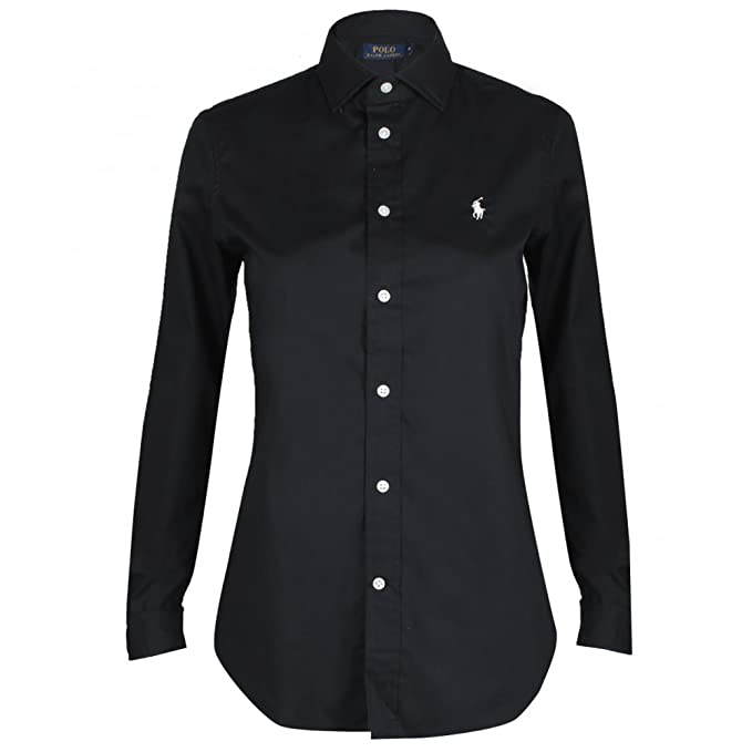 Polo Ralph Lauren Ngl Kendal-Long Sleeve-Shirt Camicia Donna