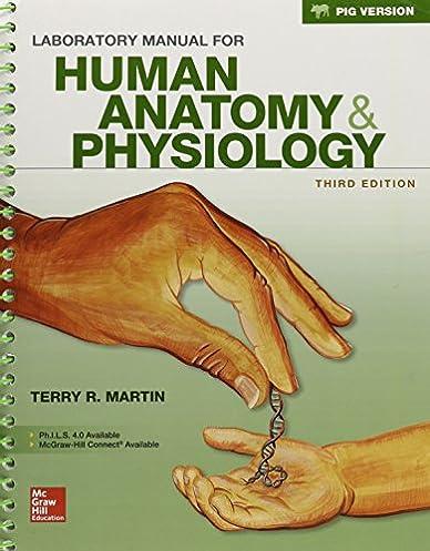 amazon com combo lab manual for human anatomy physiology fetal rh amazon com laboratory manual for human anatomy and physiology martin 3rd edition Optometry Anatomy and Physiology Book