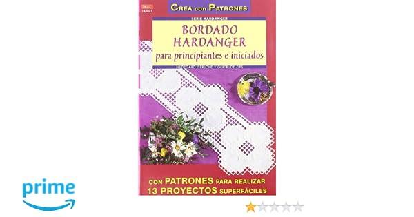 Serie Handanger Nº 1. BORDADO HARDANGER PARA PRINCIPIANTES E INICIADOS: Amazon.es: Hildegard Iserlohe: Libros