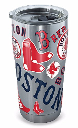 Tervis 30 oz. Stainless Steel Red Sox Tumbler Tervis One (First Sox Tee)
