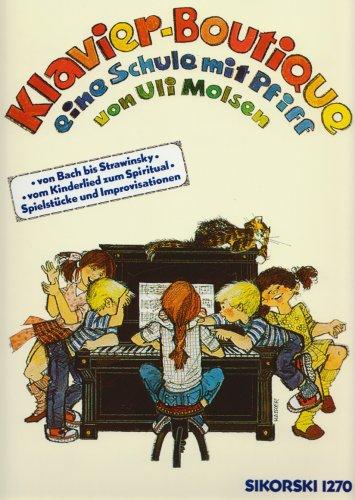 Klavier Boutique. Klavier