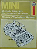 img - for B. L. M. C. Mini Owner's Workshop Manual book / textbook / text book