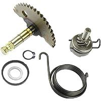 Homyl Kick Kit de reconstrução de eixo de partida Idel para 4T GY6 50cc