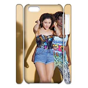 D-PAFD Customized 3D case Ariana Grande for iPhone 5C