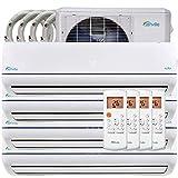 Senville 36000 BTU Multi Zone Ductless Mini Split Air Conditioner and Heat Pump