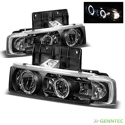 Chevy Astro Halo Headlights - 5