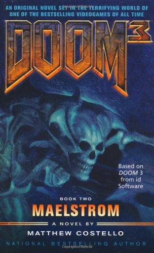 book cover of Doom 3 Maelstrom
