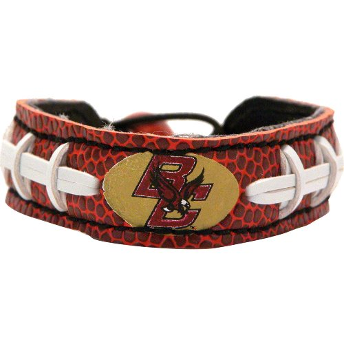 Boston College Eagles Authentic Basketball - Boston College Eagles Classic Football Bracelet