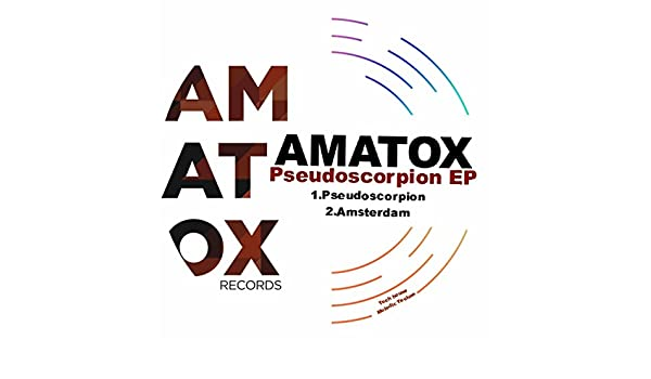 Pseudoscorpion by Amatox on Amazon Music - Amazon com