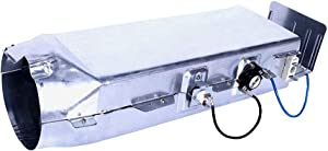EAZY2HD DC97-14486A Dryer Heating Element Assembly Compatible W/Samsung