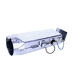 Eazy2hD DC97-14486A Dryer Heating Element Assembly Compatible W/Samsung Dryer AP4342351 PS4220205 DC97-08891A