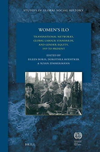 Women's ILO (Studies in Global Social History)