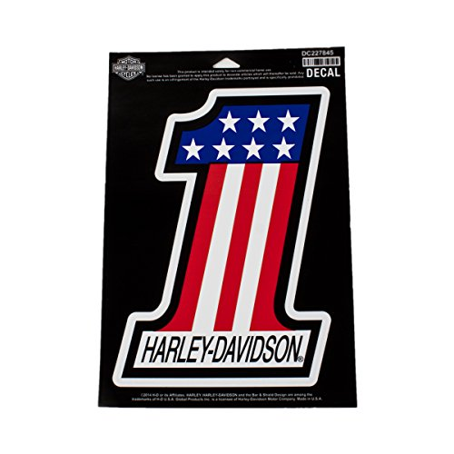 1 Harley Davidson - 3