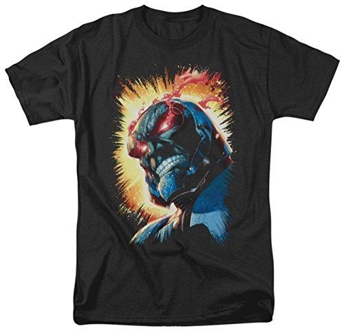 (Justice League - Darkseid Is T-Shirt Size XL )