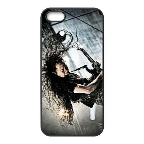 Dragonforce 001 coque iPhone 4 4S Housse téléphone Noir de couverture de cas coque EOKXLLNCD19300