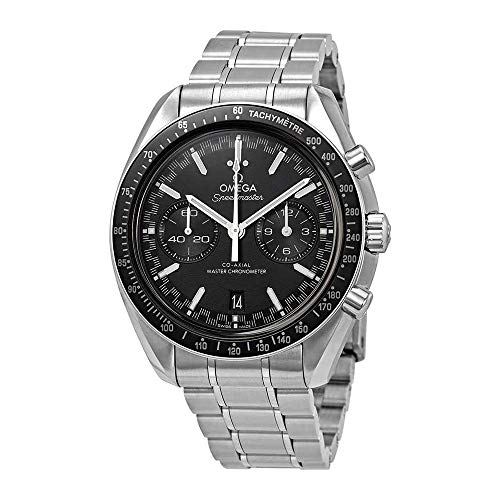 Omega Speedmaster Racing Master Chronograph Automatic Chronometer Black Dial Mens Watch 329.30.44.51.01.001 (Omega Speedmaster Chronometer)