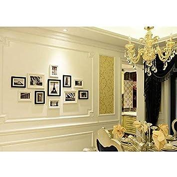 Cadres Photo Photo Mur Simple Moderne Cadre Photo Mur Noir Et Blanc  Combinaison Créative Photo Mur