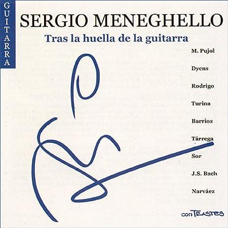 Trás la Huella de la Guitarra: Máximo Diego Pujol, Roland Dyens ...