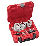 Milwaukee 15 Piece Hole Saw Kit