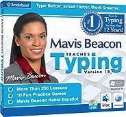 Mavis Beacon Teaches Typing V18 JC