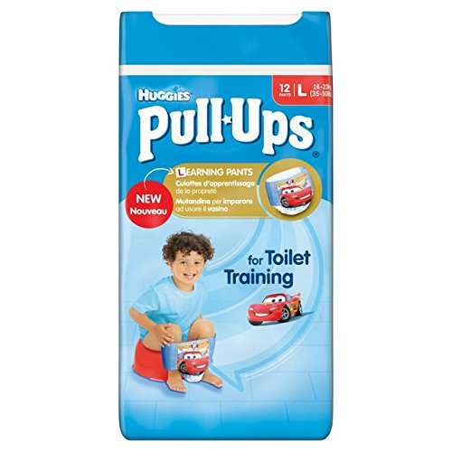 Huggies Large Pull-Ups for Boys 16-23kg 12 per pack