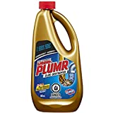 Clorox Liquid Plumr, Pro Strength Clog Destroyer, 3 Packs x 30 Fl.Oz, PipeGuard