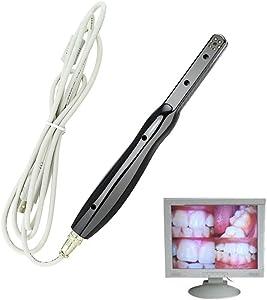 Denshine Dental Camera, HD Camera 6 Mega Pixels 6-LED Clear Image Including Software USB 2.0 Connection - US Shipping