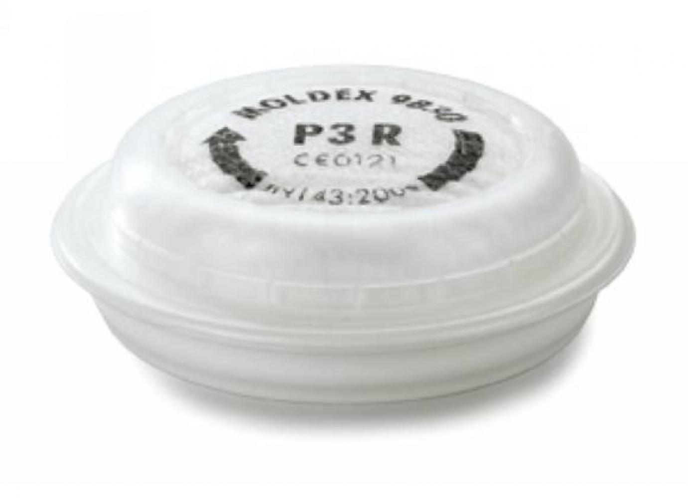 Moldex 12 pezzi Filtri particolati easylock p3r per maschere serie 7000 9000 Bricolage e fai da te