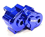 Integy RC Model Hop-ups T3429BLUE Alloy Gear Box for 1 16 Traxxas E-Revo VXL - Slash VXL - Summit VXL - Rally
