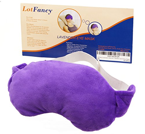 Lavender Eye Pillow LotFancy Relaxation