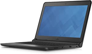 Dell Latitiude 3340 13.3inch Laptop, Core i3-4005U 1.7GHz, 4GB RAM, 128GB Solid State Drive, Windows 10 Professional (Renewed)