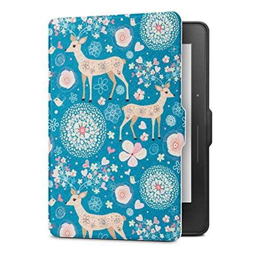 Mirakle Kindle Case for Kindle 6 Paperwhite Voyage by MiRakle