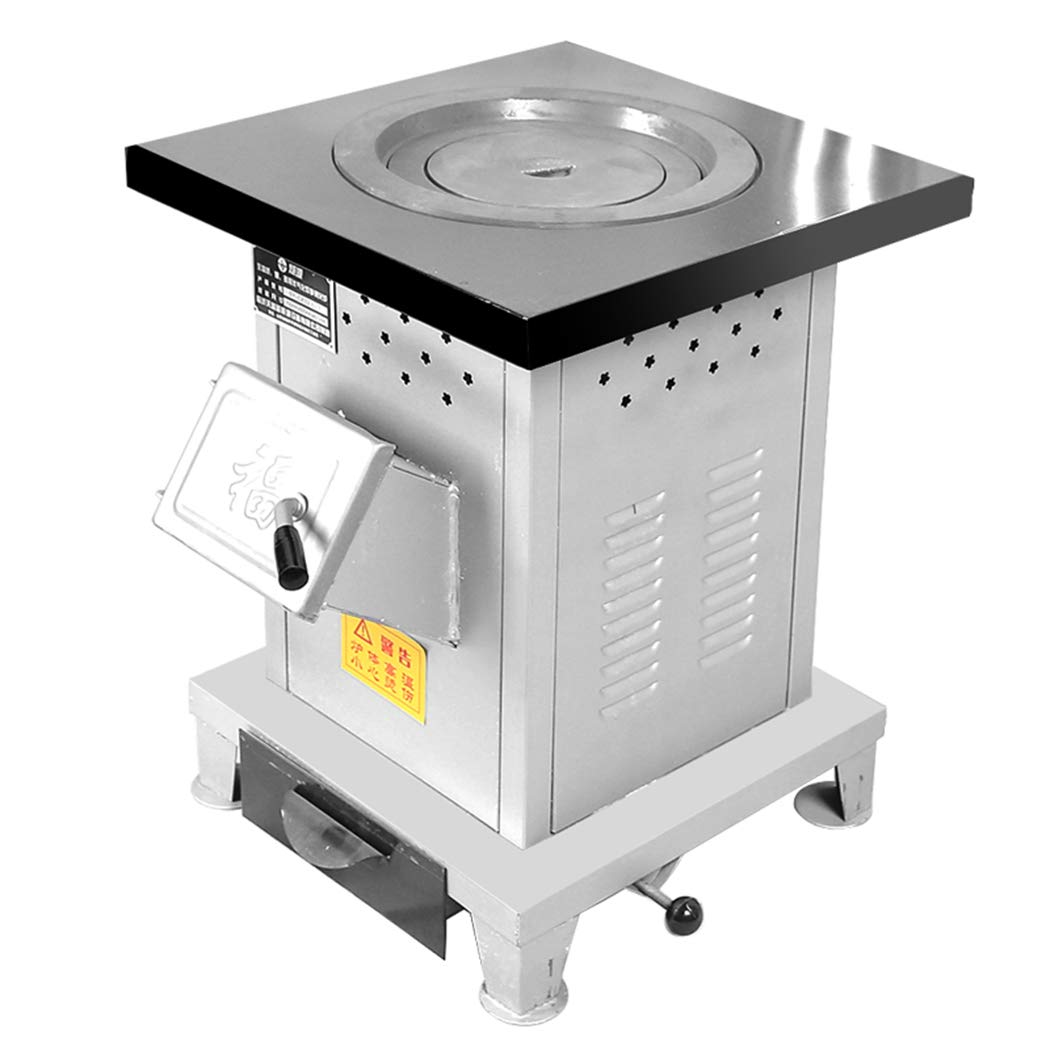Z6 Household Wood Stove - Winter Indoor Fireplace, Mobile Outdoor Camping Stove/Hiking/RV/Survival (L 15.74inW 14.17inH 19.68in) by Z6