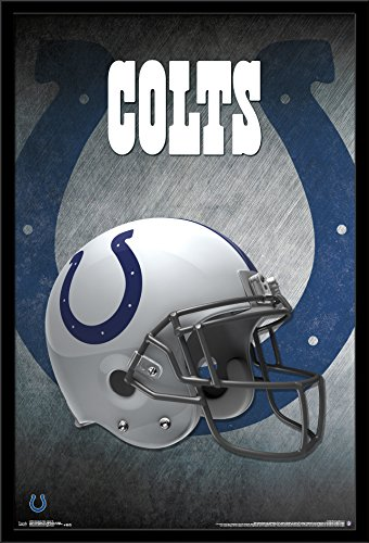 Indianapolis Colts Framed Wall - 1