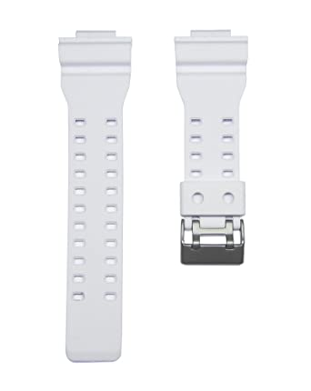 Replacement Matte White Watch Band Strap Fits Casio G Shock