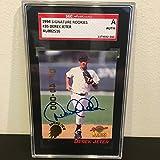 1994 Signature Rookies Derek Jeter Signed Autographed Baseball Card SGC COA