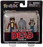 Walking Dead Minimates - Lori and Zombie Terry