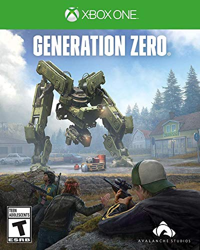 Generation Zero - Xbox One Standard Edition