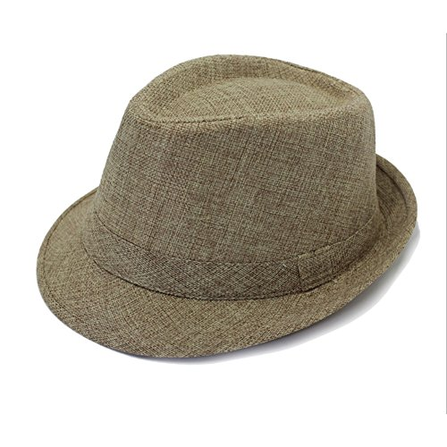 Revgear Long Sleeve (YOYEAH Panama Straw Hats Summer Short Brim Straw Fedora)