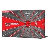 Callaway Golf 2018 Superhot Bold Matte Golf Balls (Pack of 15)